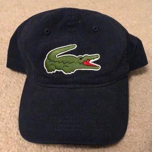 72bd2d07c8e895 Lacoste · Lacoste one size hat. $12 $40
